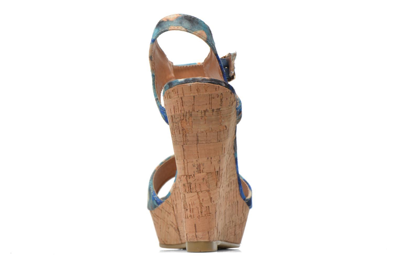 Sandales et nu-pieds Refresh Yalta-61830 Multicolore vue droite