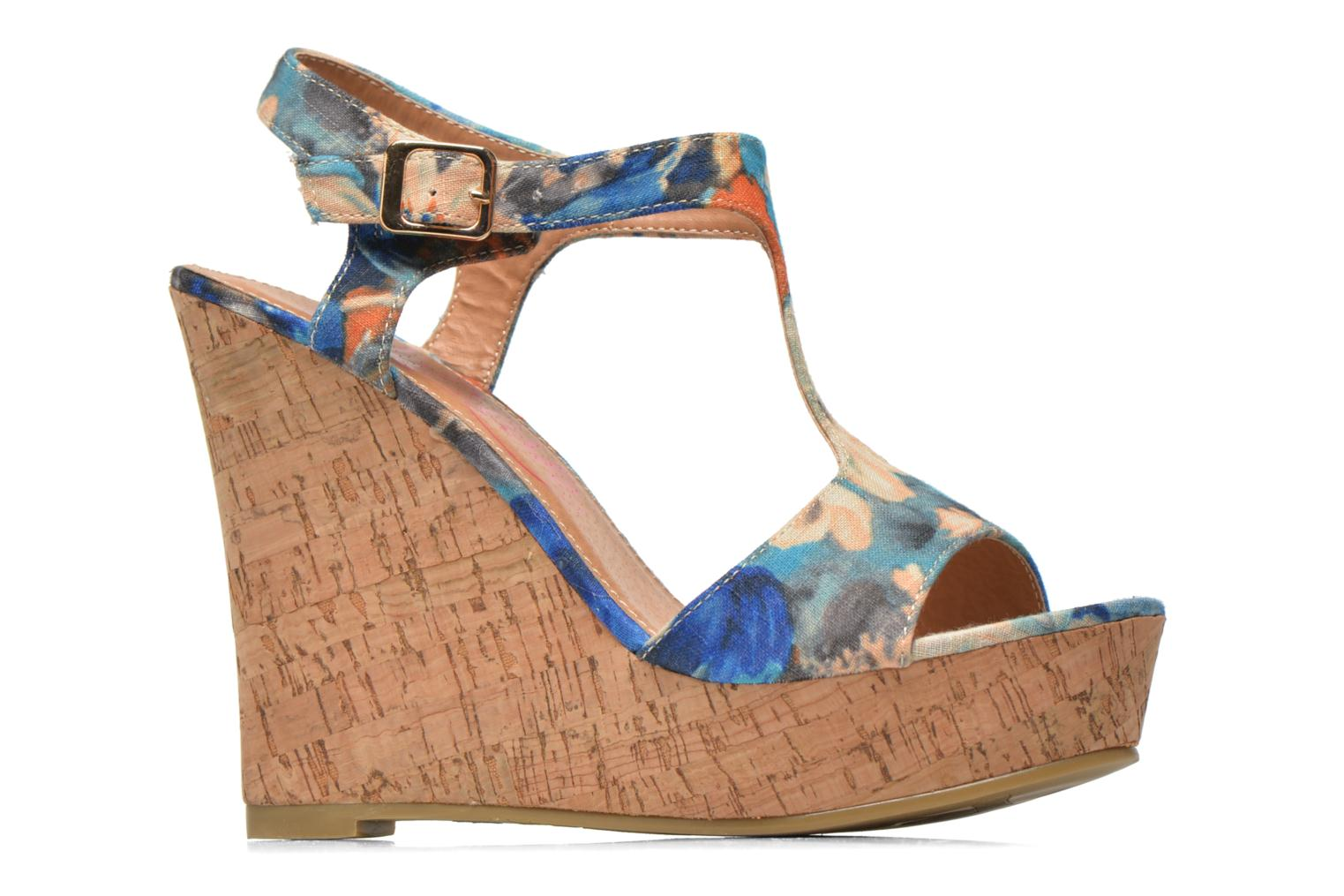 Sandalias Refresh Yalta-61830 Multicolor vistra trasera