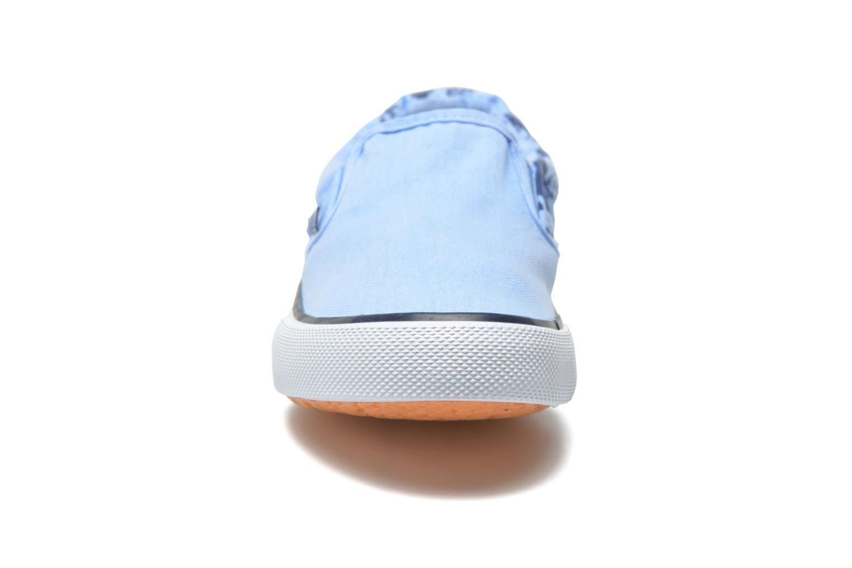 Baskets Refresh Zenia-61896 Bleu vue portées chaussures