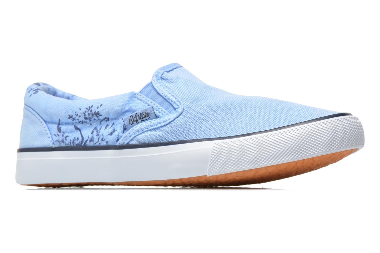 Sneakers Refresh Zenia-61896 Blå se bagfra