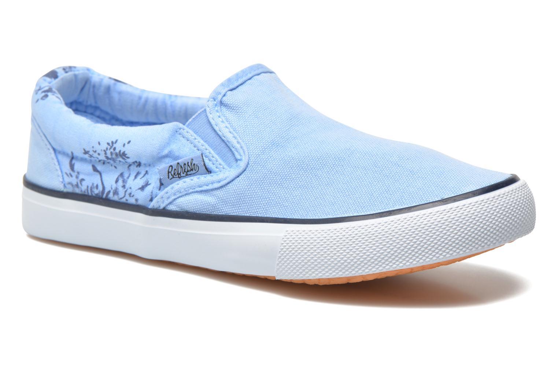 Sneakers Refresh Zenia-61896 Blå detaljeret billede af skoene