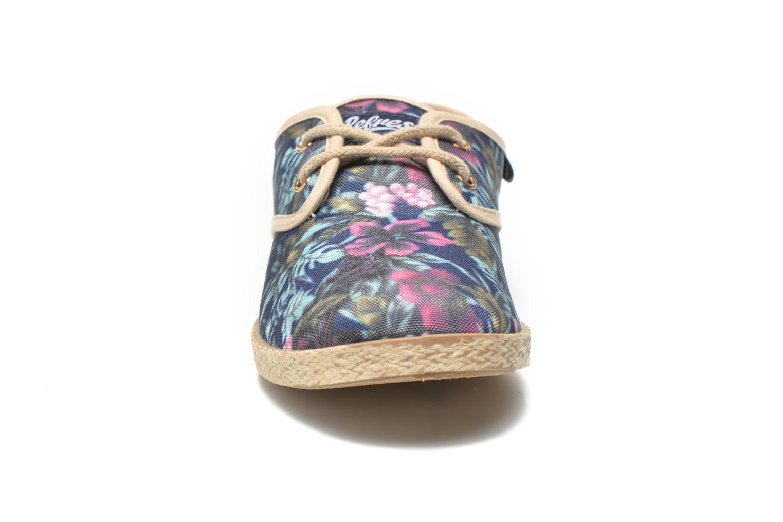 Baskets Refresh Soraya-61913 Multicolore vue portées chaussures