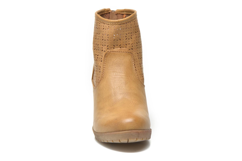 Bottines et boots Refresh Gotiba-61982 Marron vue portées chaussures