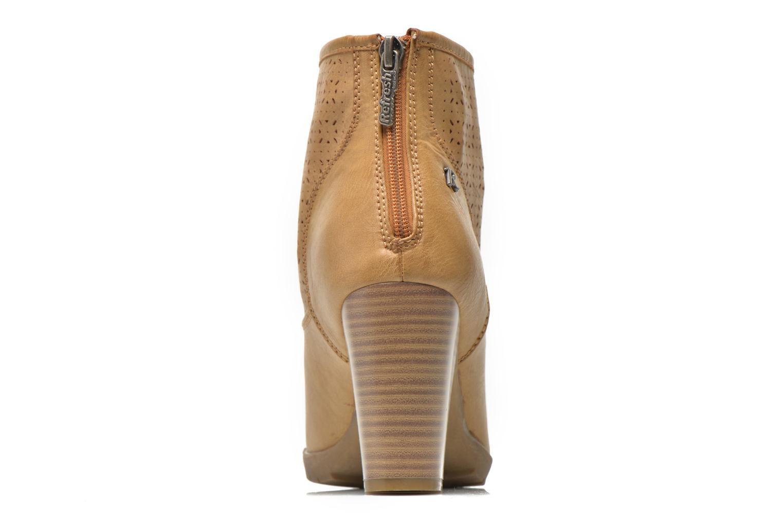 Stiefeletten & Boots Refresh Gotiba-61982 braun ansicht von rechts