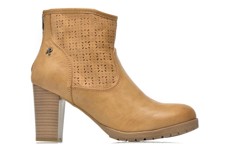 Stiefeletten & Boots Refresh Gotiba-61982 braun ansicht von hinten