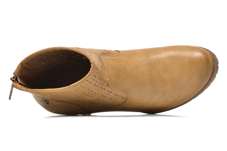 Stiefeletten & Boots Refresh Gotiba-61982 braun ansicht von links
