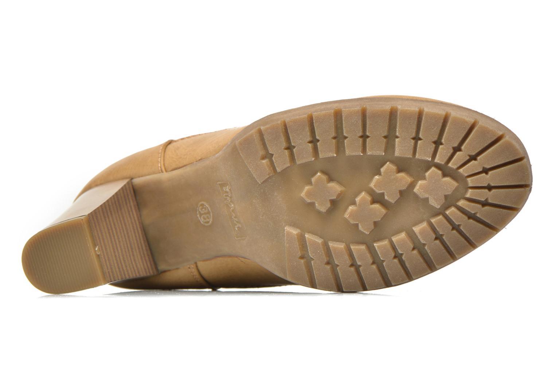Stiefeletten & Boots Refresh Gotiba-61982 braun ansicht von oben