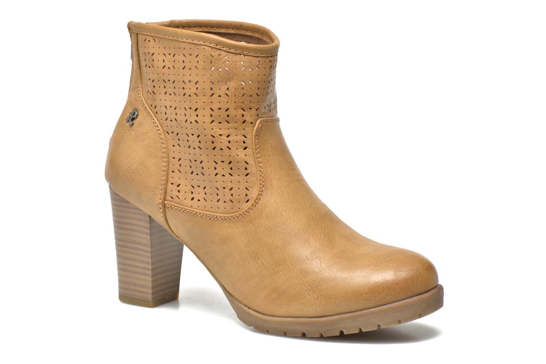 Bottines et boots Refresh Gotiba-61982 Marron vue détail/paire