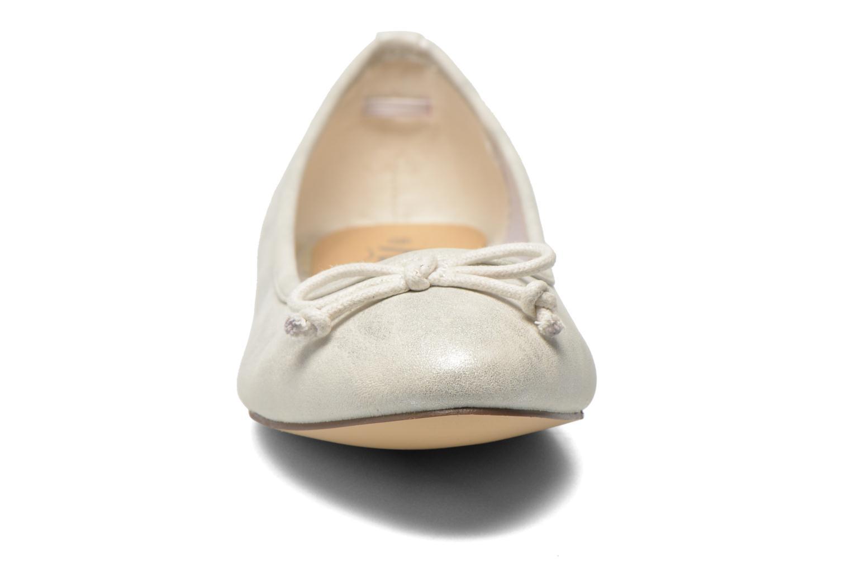 Ballet pumps Refresh Pirinia-62024 Silver model view