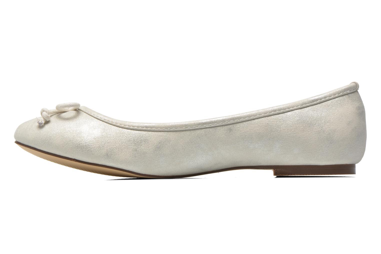 Ballet pumps Refresh Pirinia-62024 Silver front view