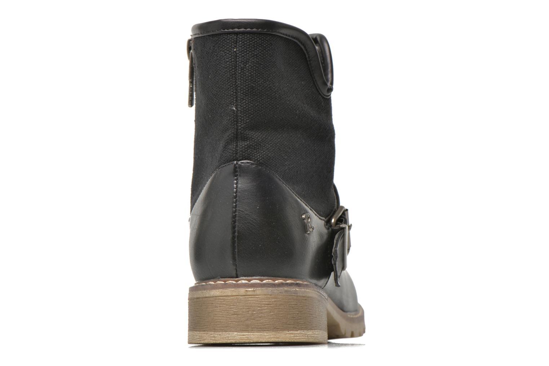 Bottines et boots Refresh Lorma-62083 Noir vue droite