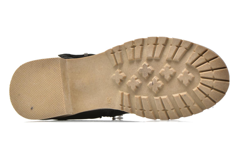 Bottines et boots Refresh Lorma-62083 Noir vue haut