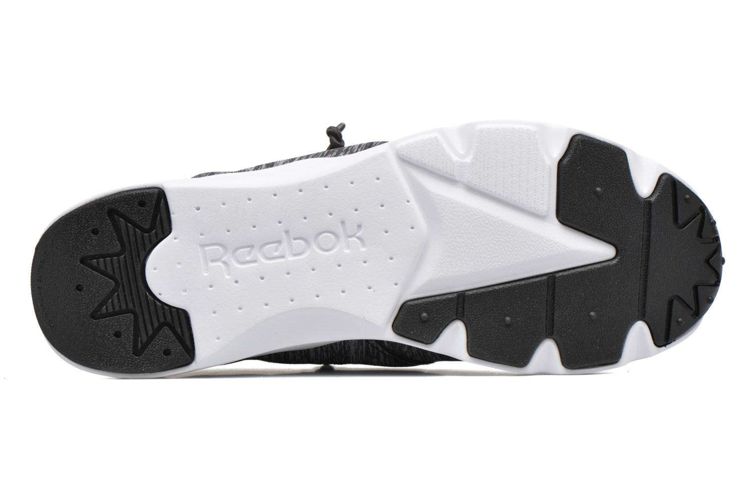 Trainers Reebok Furylite Jersey Black view from above