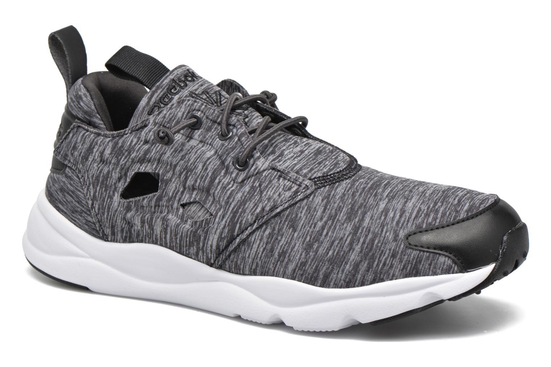 Sneaker Reebok Furylite Jersey schwarz detaillierte ansicht/modell