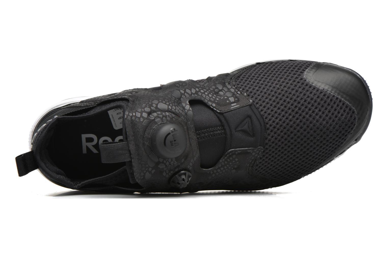 Sportschuhe Reebok Pump Fusion 2.0 schwarz ansicht von links