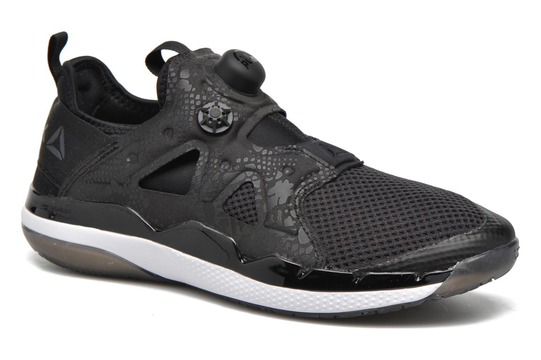Zapatos promocionales Reebok Pump Fusion 2.0 (Negro) - Zapatillas de deporte   Zapatos de mujer baratos zapatos de mujer