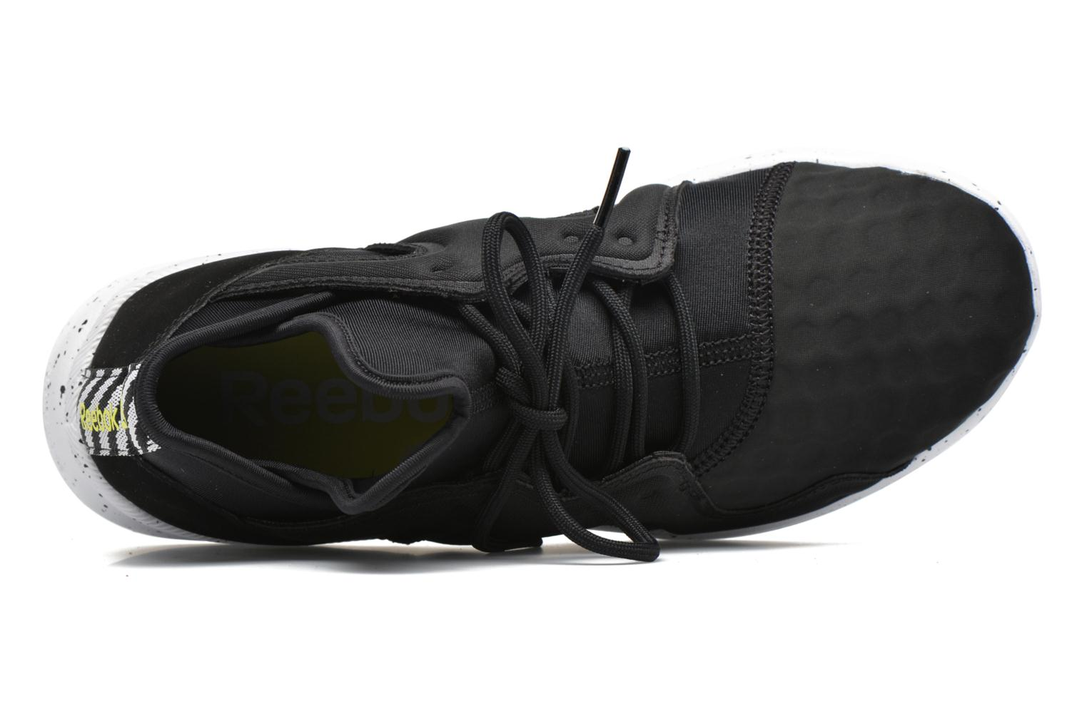 Sport shoes Reebok Sayumi 2.0 Black view from the left