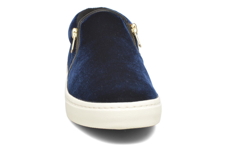 Baskets Gioseppo Rolap Bleu vue portées chaussures