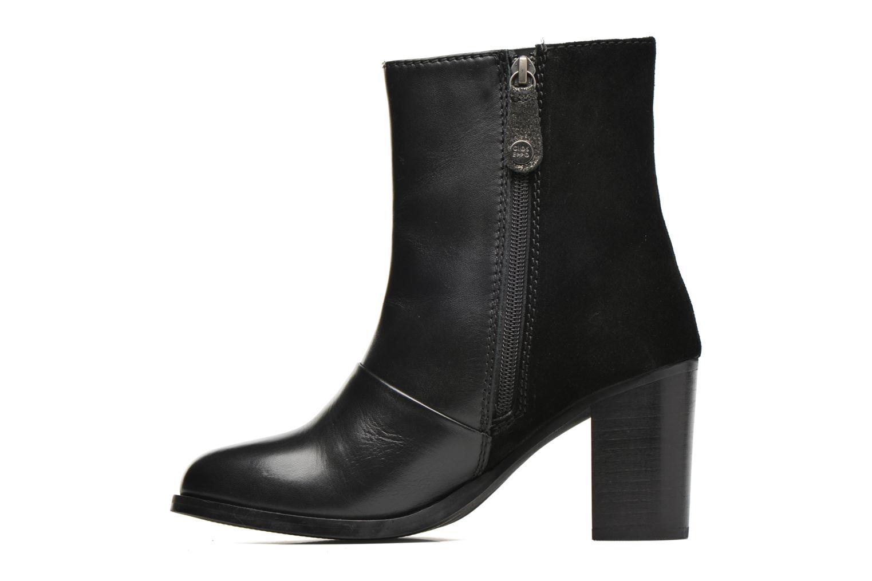 Stiefeletten & Boots Gioseppo Shasta schwarz ansicht von vorne