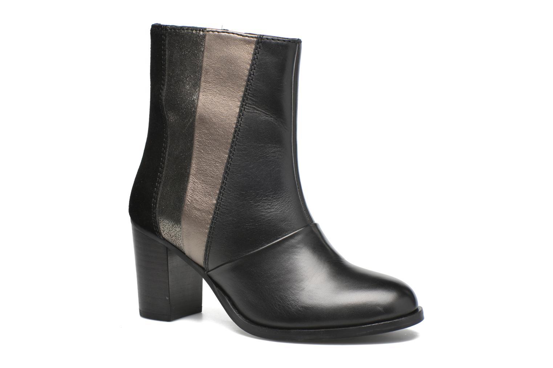 Bottines et boots Gioseppo Shasta Noir vue détail/paire