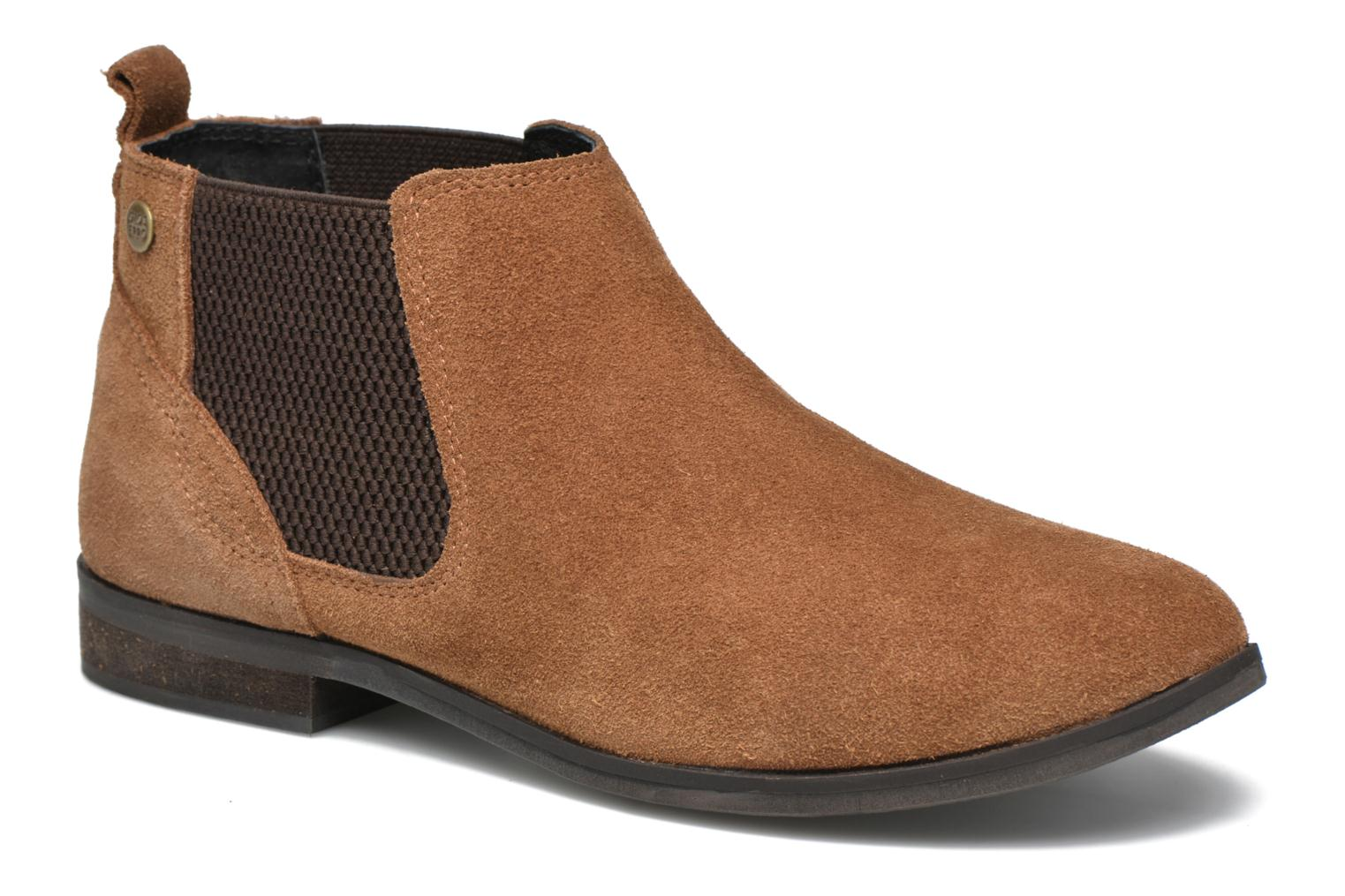 Ankle boots Gioseppo Kentucky Brown detailed view/ Pair view