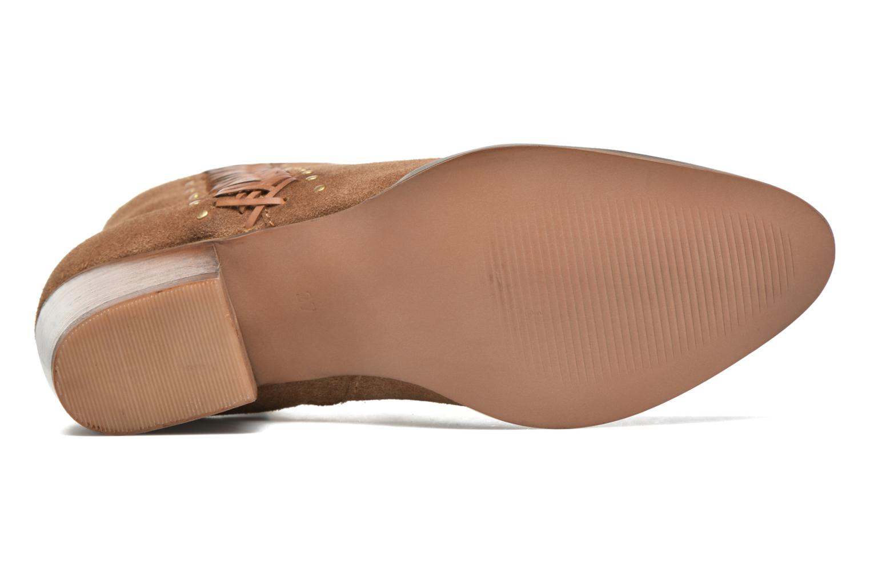 Bottines et boots Gioseppo Opelika Marron vue haut