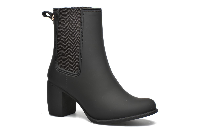 Bottines et boots Gioseppo Belfort Noir vue détail/paire