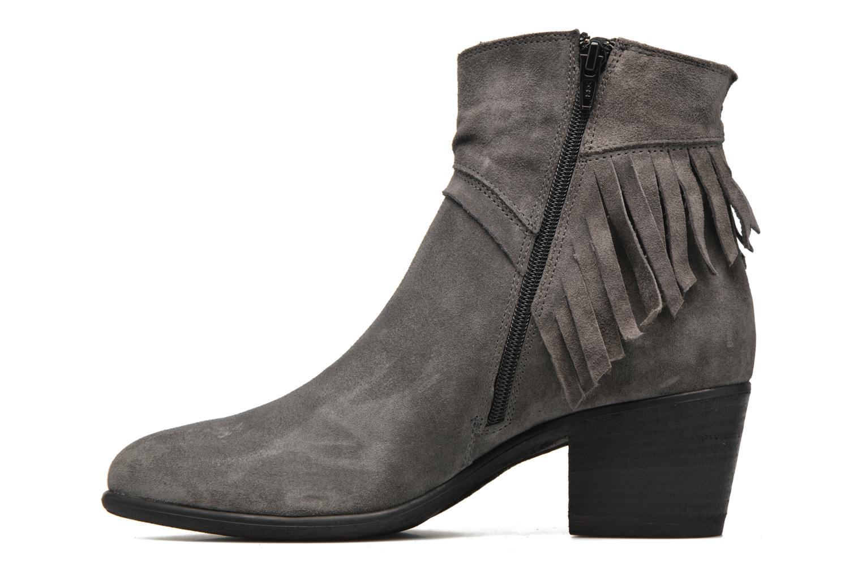 Boots en enkellaarsjes Khrio Serena Beige voorkant