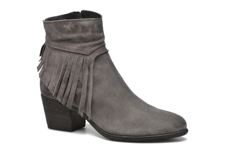 Boots en enkellaarsjes Khrio Serena Beige detail