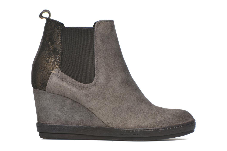 Boots en enkellaarsjes Khrio Clara Grijs achterkant