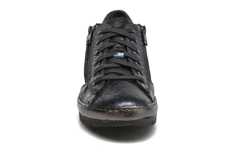 Sneaker Khrio Paloma blau schuhe getragen