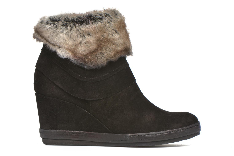 Bottines et boots Khrio Alma Noir vue derrière