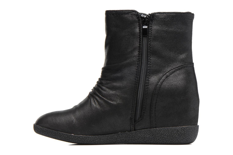 Bottines et boots MTNG Bobo Noir vue face