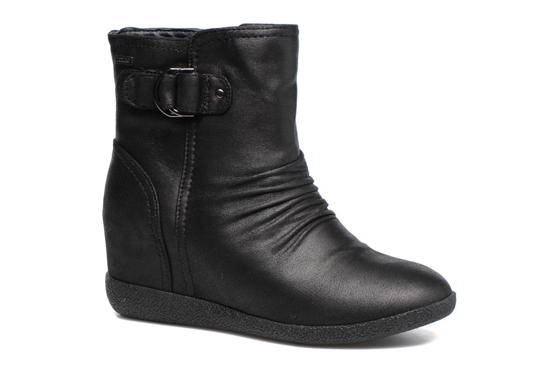 Bottines et boots MTNG Bobo Noir vue détail/paire
