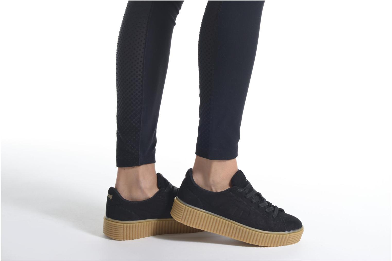 Sneakers MTNG Crepa Nero immagine dal basso