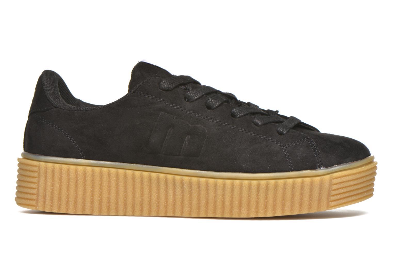 Sneakers MTNG Crepa Nero immagine posteriore