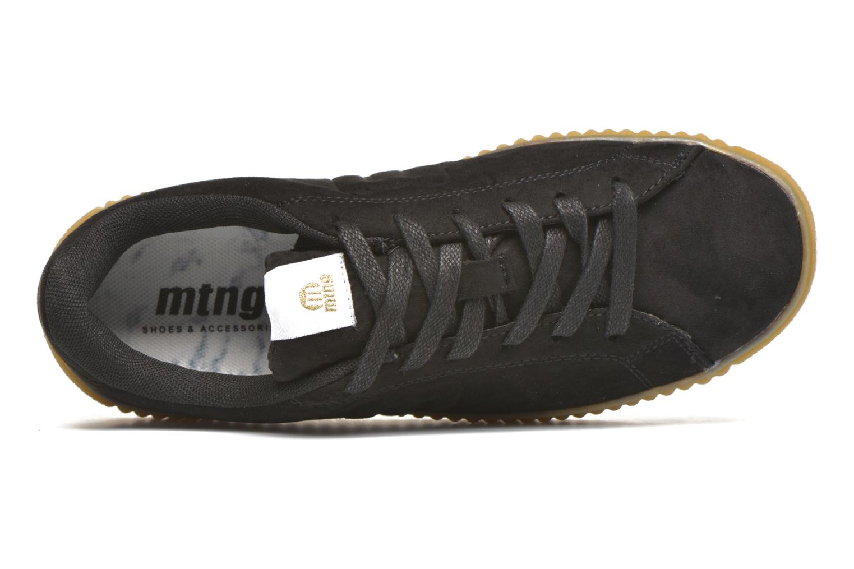 Sneakers MTNG Crepa Nero immagine sinistra