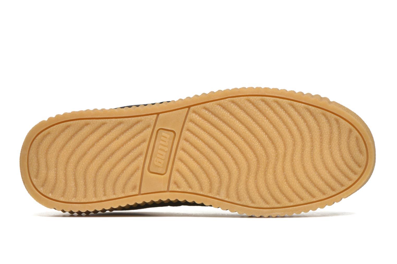 Sneakers MTNG Crepa Nero immagine dall'alto