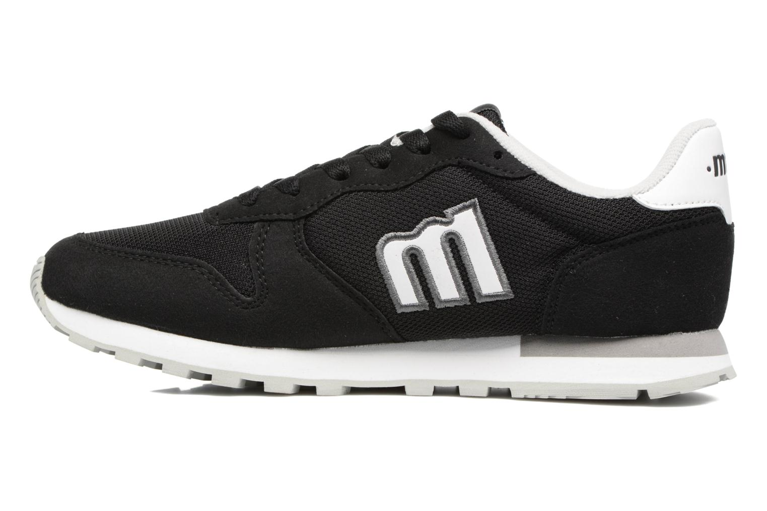 Trainers MTNG Jakomo 83540 Black front view