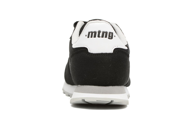 Baskets MTNG Jakomo 83540 Noir vue droite