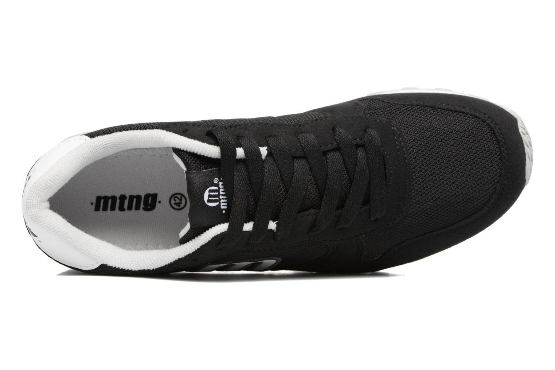 Baskets MTNG Jakomo 83540 Noir vue gauche