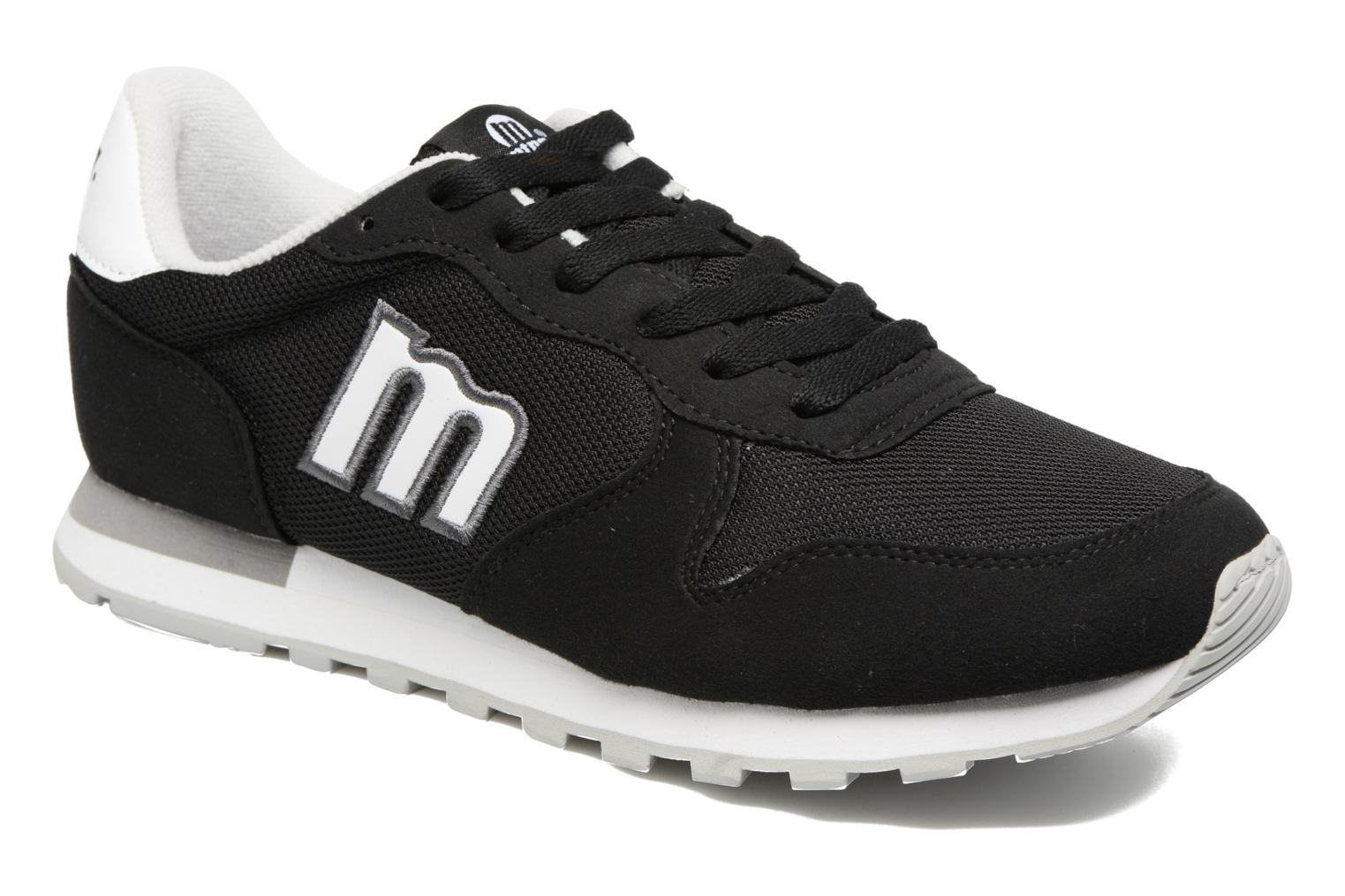Trainers MTNG Jakomo 83540 Black detailed view/ Pair view