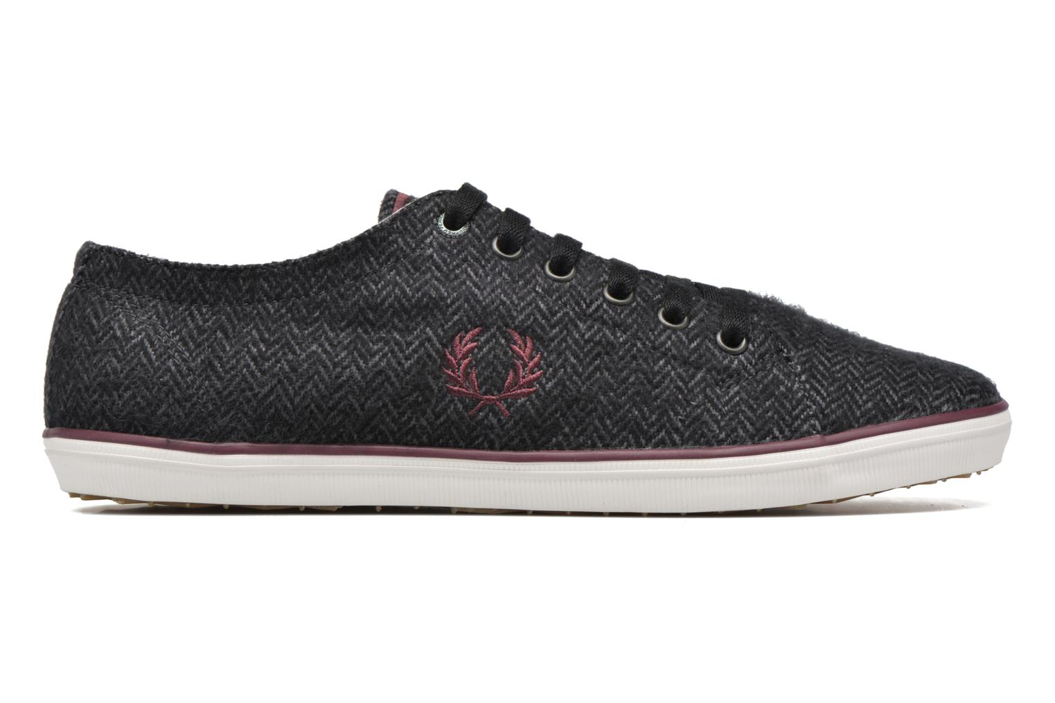 Navy/ Midnight Blue Fred Perry Kingston Tweed (Bleu)