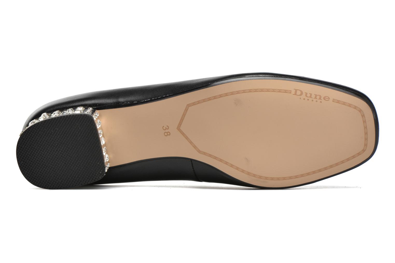 Bijoux Black leather