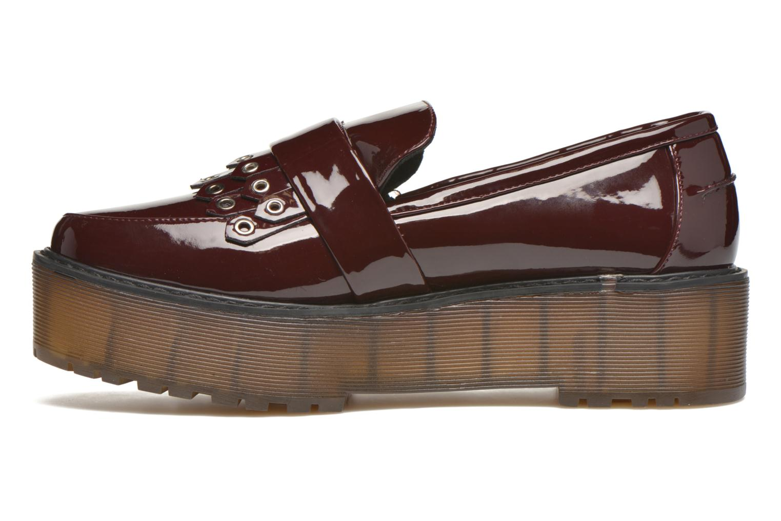 Loafers Sixty Seven Ela Brown front view