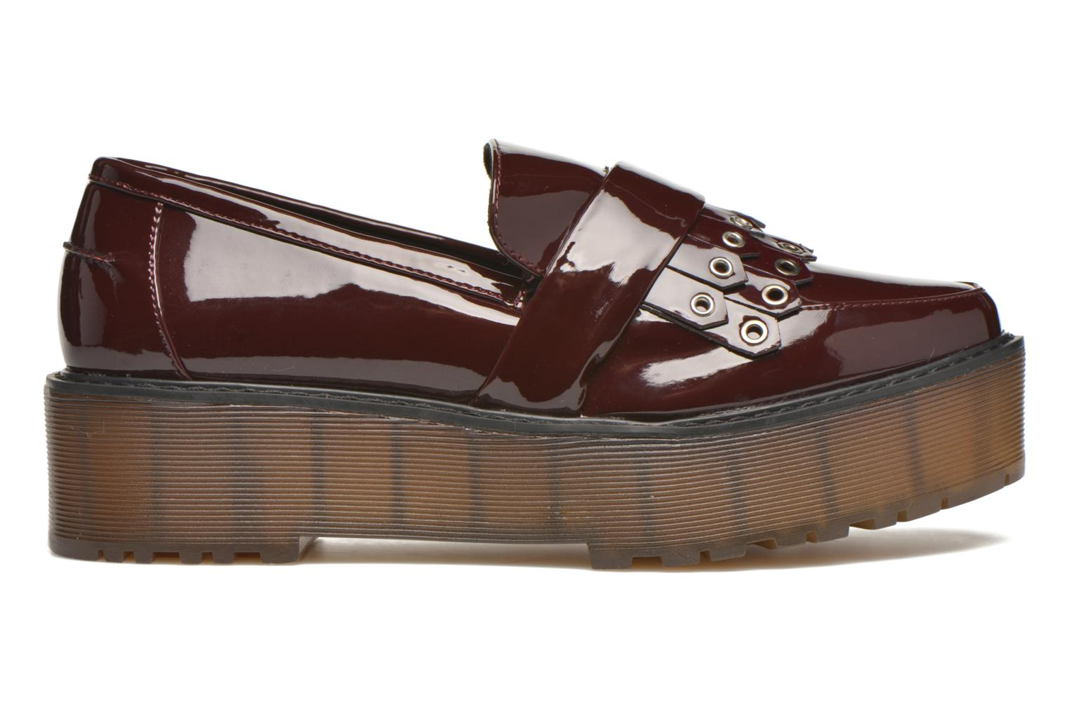 Loafers Sixty Seven Ela Brown back view