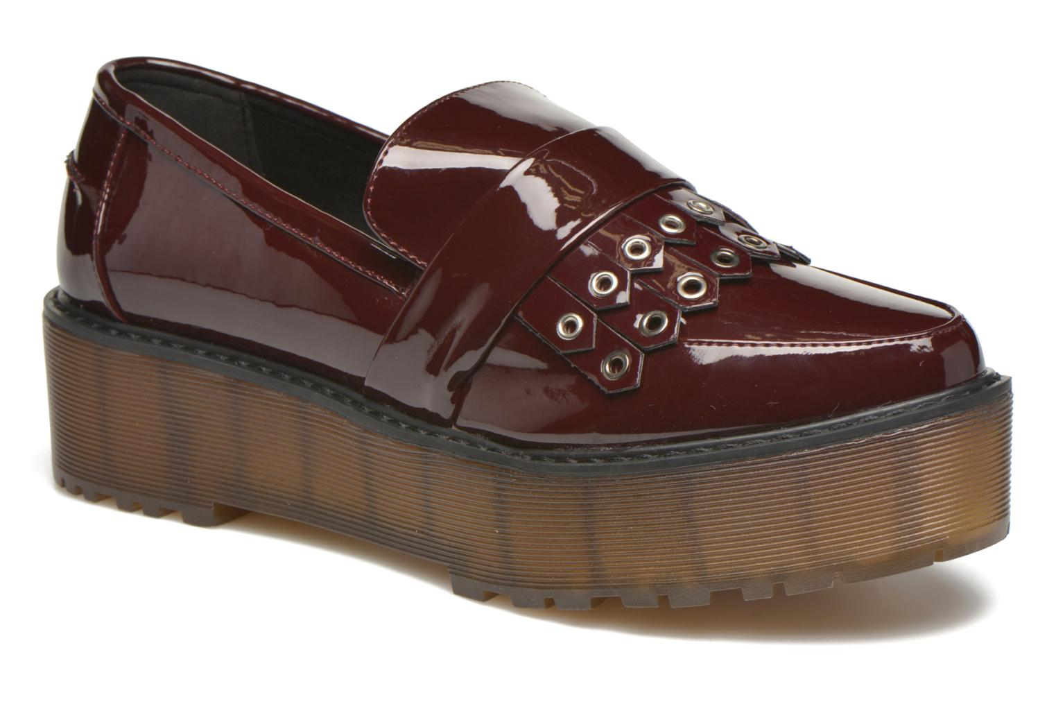 Loafers Sixty Seven Ela Brown detailed view/ Pair view