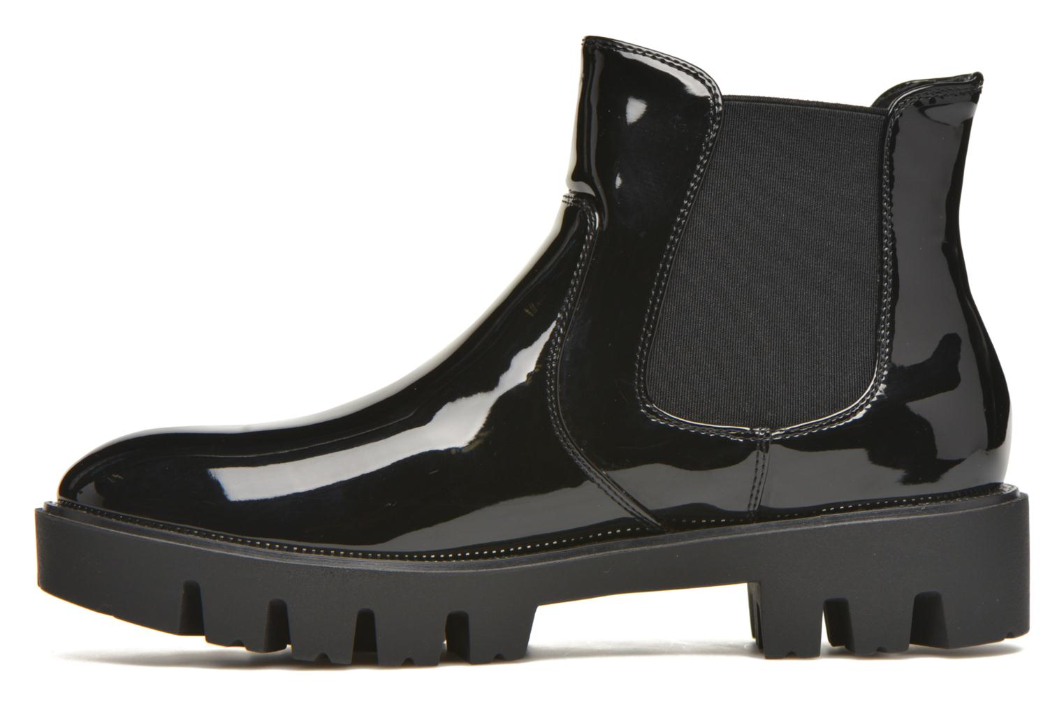 Ankle boots Sixty Seven Zoe Black front view