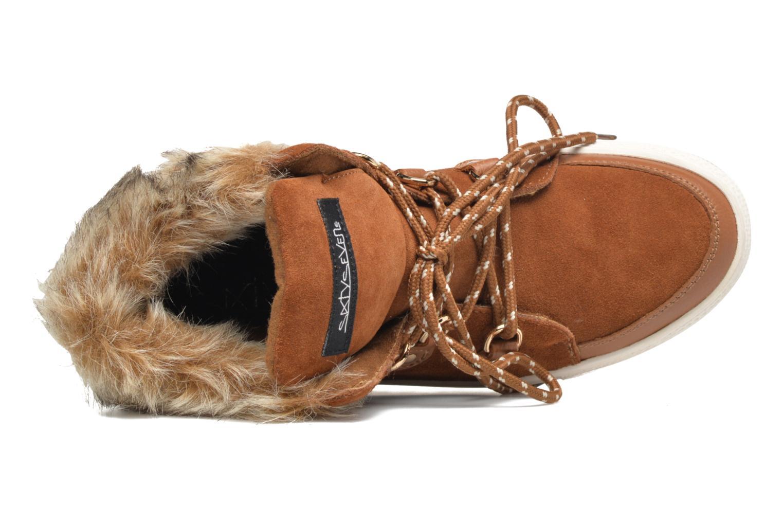 Stiefeletten & Boots Sixty Seven Alisson braun ansicht von links
