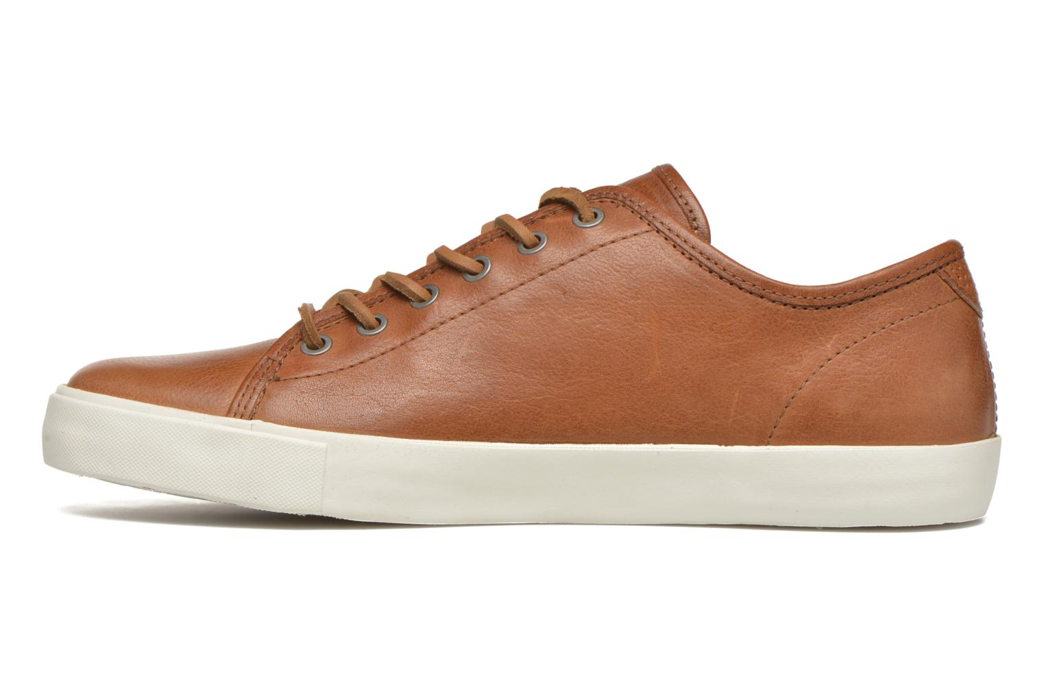 Sneakers Frye Brett Low Marrone immagine frontale